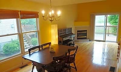 Dining Room, 109 Washington Pl, 1