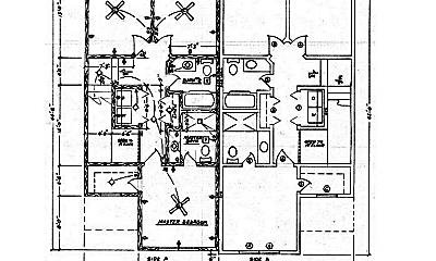 Building, 3320 Robin Ln, 2