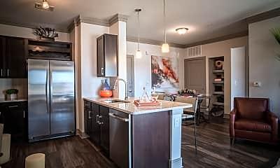 Kitchen, Cortland Presidio East, 1