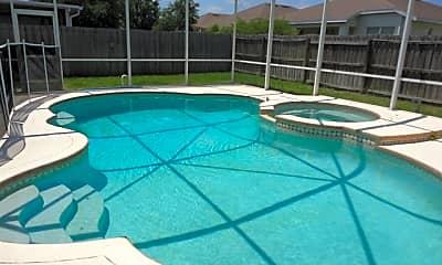 Pool, 8218 Canary Canyon Way, 2
