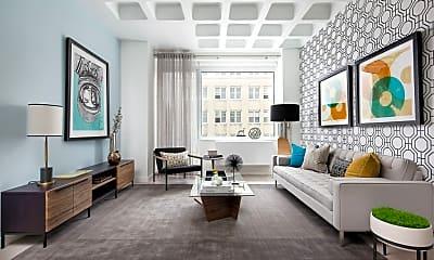Living Room, 42-15 Crescent St, 0