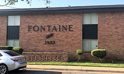 FONTAINE APARTMENTS, 1