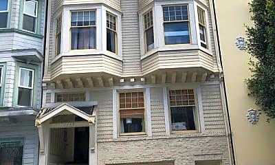 Building, 1369 Sacramento St, 2