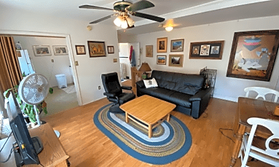Living Room, 1162 S 10th St, 1