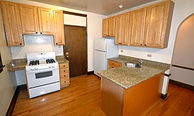 Kitchen, 3215 W Belle Plaine Ave, 1