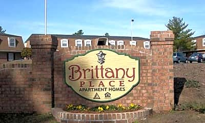 Building, Brittany Place Apartments, 1