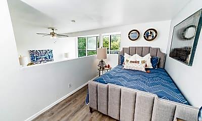 Bedroom, Lofts On Hulen, 1