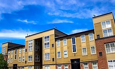 Building, Prudden Place Apartments, 0
