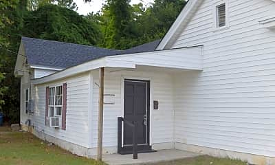 Building, 210 S Elm Ave, 1