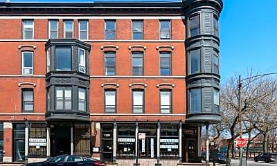 Building, 1200 W Webster Ave, 1
