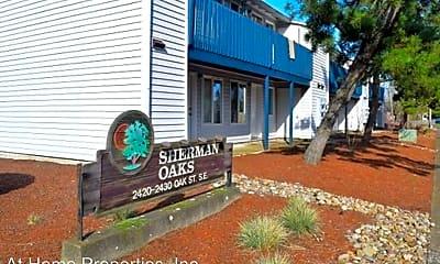 Community Signage, 2420 Oak St SE, 0
