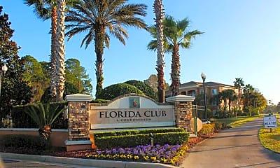 Community Signage, 550 Florida Club Blvd 102, 0