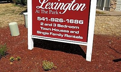 Lexington at the Park Townhomes, 1