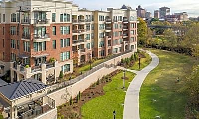 Community Signage, District West Apartments, 2