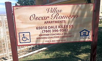 Villa Oscar Romero Apartments, 1