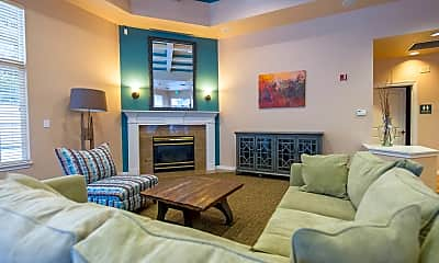 Living Room, Forestview Apartments, 0