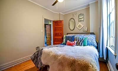 Bedroom, 3744 N Racine Ave, 2