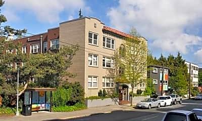 Building, 509 Bellevue Ave E, 1
