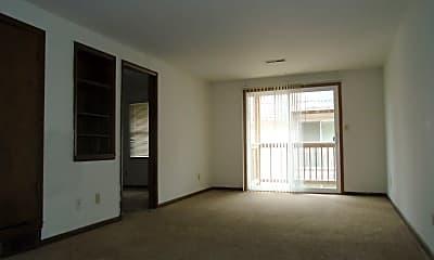 Living Room, 1206 Vattier Street, 1