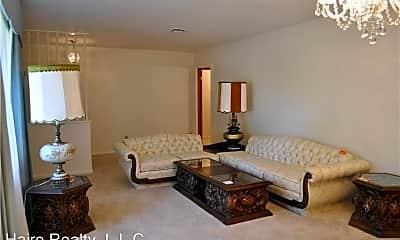Living Room, 1237 Oden St, 2