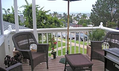 Patio / Deck, 4655 Narragansett Ave, 1