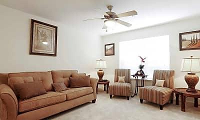 Living Room, Ashton Walk, 1