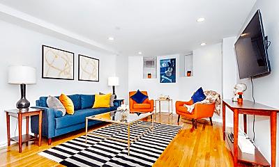 Living Room, 57 Clarendon St, 1
