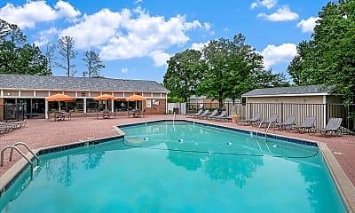Pool, Randolph Park, 0