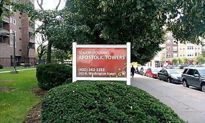 Apostolic Towers, 1