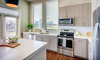 Kitchen, Cortland NoDa, 0