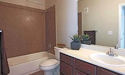 Bathroom, Mesquite Terraces, 2