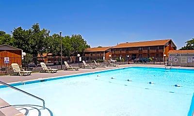 Pool, Autumn Chase Apartments, 0