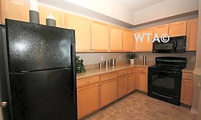 Kitchen, 1700 University Blvd, 1