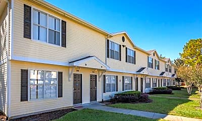 Building, Landon Trace Townhomes, 1