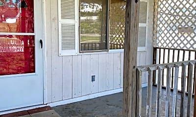 Patio / Deck, 1037 W Truman Rd, 1