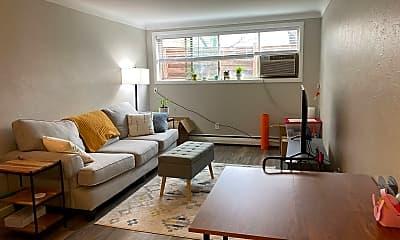 Living Room, 2610 Snelling Curv, 1