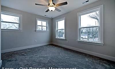 Bedroom, 2117 Ashe St, 2