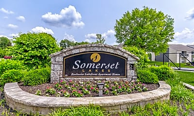 Community Signage, Somerset Lakes, 2