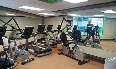 Fitness Weight Room, 1080 Park Blvd 1114, 2