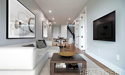Living Room, 1499 Nostrand Ave. 4B, 1