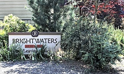 Community Signage, Brightwaters At Redhawk, 2