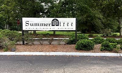 Summer Tree Apartments, 1