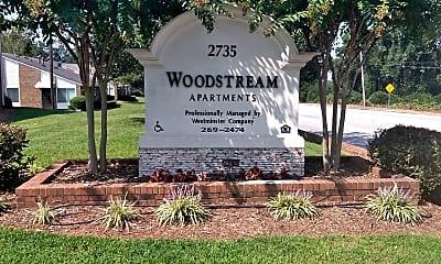 Woodstream Apartments, 1