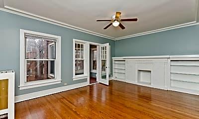 Bedroom, 1523 W Rosemont Ave, 0