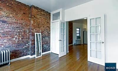 Living Room, 43 Clinton St, 1
