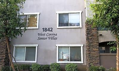 West Covina Senior Villas, 1