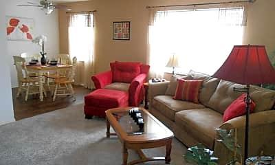 Living Room, Golden Tower, 1