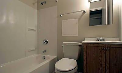 Bathroom, Sarvis Court, 2