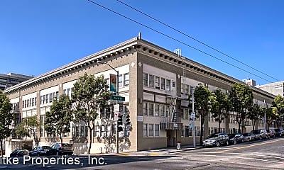Building, 1501 Sutter St, 2