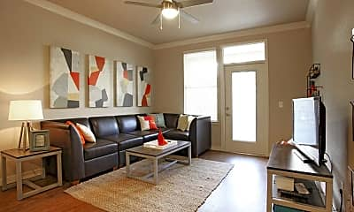 Living Room, 160 Ross, 1